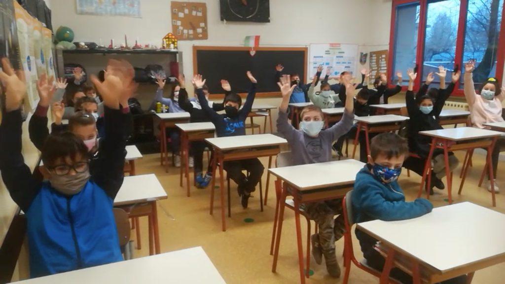 La classe di Novara